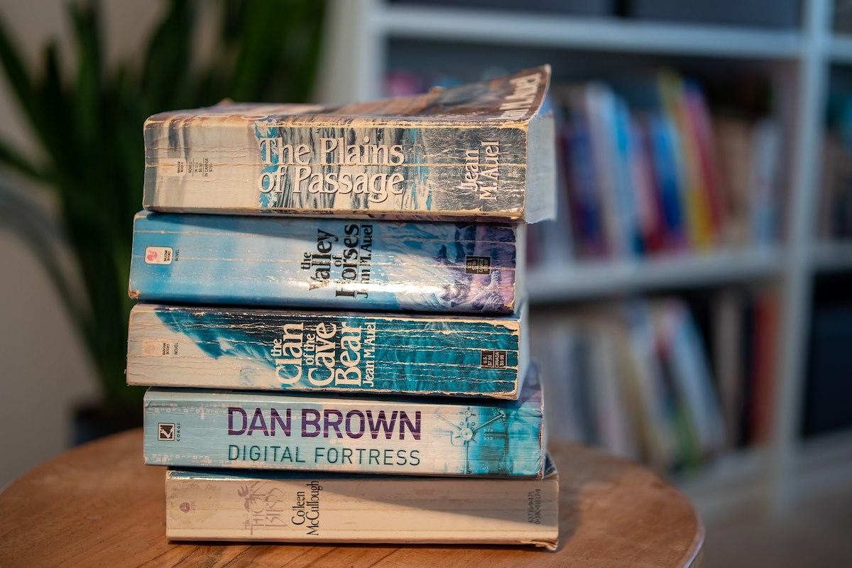 Derfor elsker jeg brugte bøger