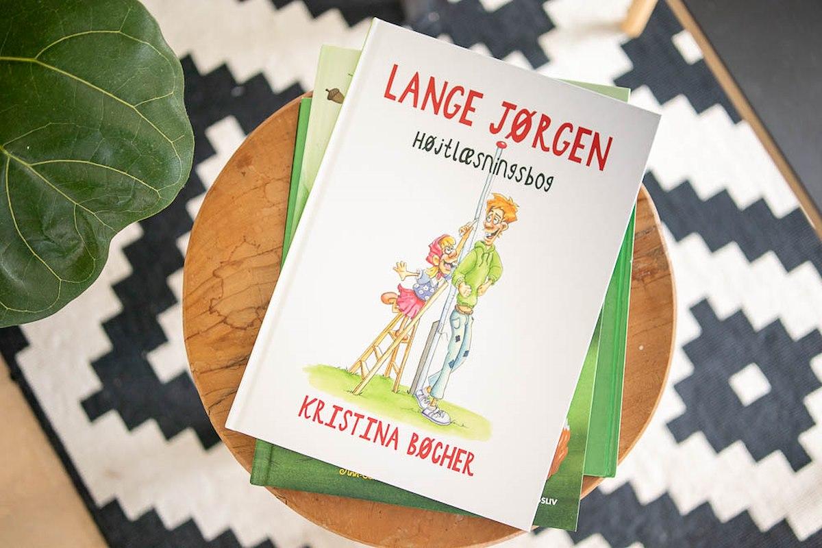 Lange Jørgen af Kristina Bøcher