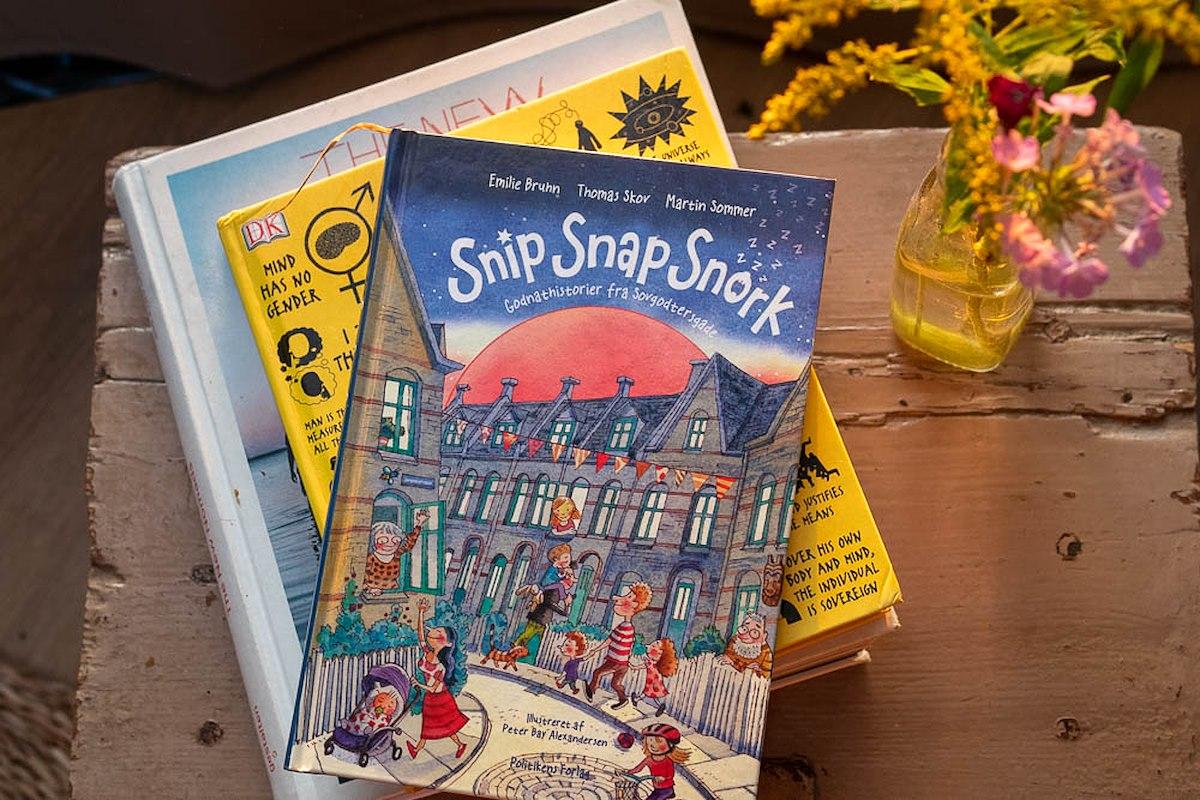 Snip Snap Snork af Emilie Bruhn, Thomas Skov og Martin Sommer