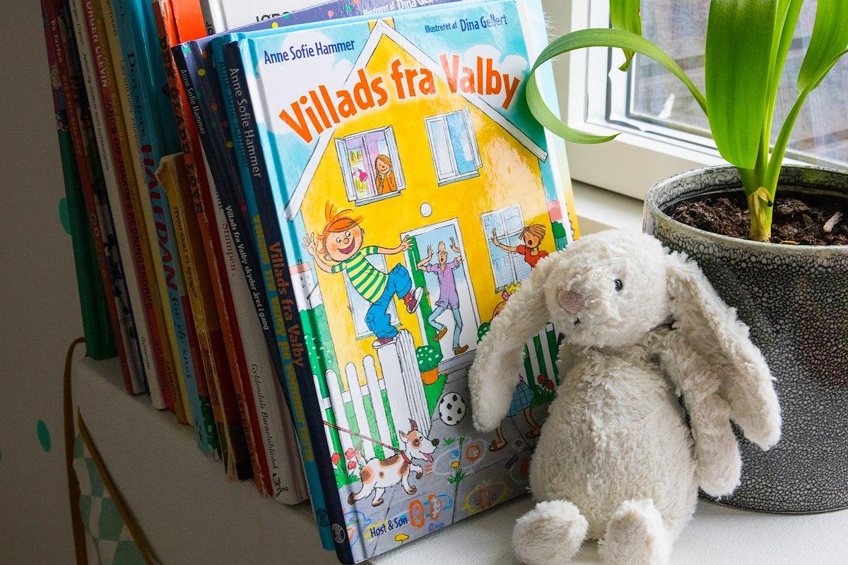 Villads fra Valby bøger
